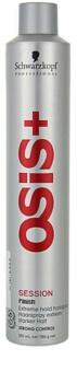 Schwarzkopf Professional Osis+ Session Finish Haarspray extra starke Fixierung