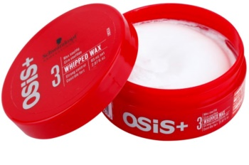 Schwarzkopf Professional Osis+ Whipped Wax Soufflé voskové suflé na vlasy