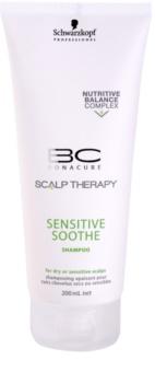 Schwarzkopf Professional BC Bonacure Scalp Therapy šampon pro suchou a citlivou pokožku hlavy