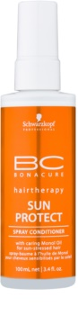 Schwarzkopf Professional BC Bonacure Sun Protect Spray Conditioner for Sun-Stressed Hair