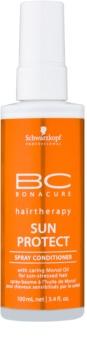Schwarzkopf Professional BC Bonacure Sun Protect Spray Conditioner  voor Belast Haar door de Zon