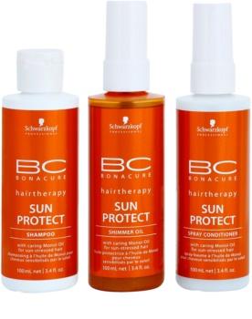 Schwarzkopf Professional BC Bonacure Sun Protect kozmetická sada III.