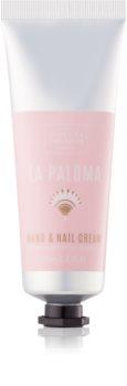 Scottish Fine Soaps La Paloma Hand & Nail Cream