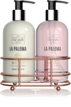 Scottish Fine Soaps La Paloma Cosmetic Set VI.