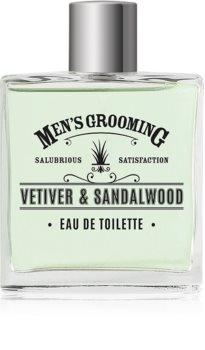 Scottish Fine Soaps Men's Grooming Vetiver & Sandalwood toaletna voda za moške 100 ml