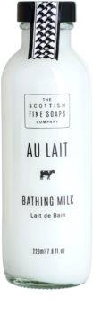 Scottish Fine Soaps Au Lait Bath Milk
