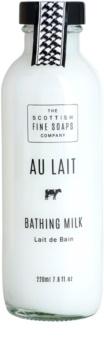 Scottish Fine Soaps Au Lait mlieko do kúpeľa