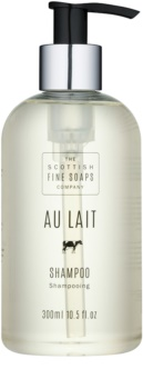 Scottish Fine Soaps Au Lait shampoo per capelli