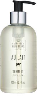 Scottish Fine Soaps Au Lait szampon do włosów