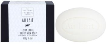 Scottish Fine Soaps Au Lait hydratační mýdlo s mlékem