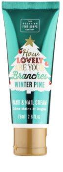 Scottish Fine Soaps Lovely Branches krém na ruce a nehty