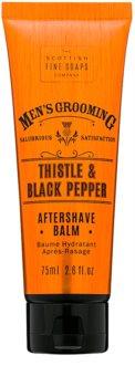 Scottish Fine Soaps Men's Grooming Thistle & Black Pepper balzam poslije brijanja