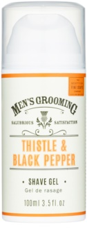 Scottish Fine Soaps Men's Grooming Thistle & Black Pepper гель для гоління