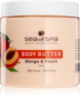 Sea of Spa Dead Sea Treatment Mango and Peach Body Butter