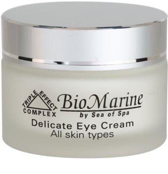 Sea of Spa Bio Marine nežna krema za predel okoli oči za vse tipe kože