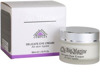 Sea of Spa Bio Marine jemný očný krém pre všetky typy pleti