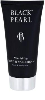 Sea of Spa Black Pearl výživný krém na ruky a nechty