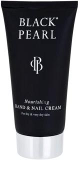 Sea of Spa Black Pearl поживний крем для рук та нігтів