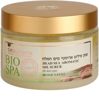 Sea of Spa Bio Spa Oil Scrub For Body