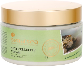 Sea of Spa Essential Dead Sea Treatment Creme gegen Cellulite mit Mineralien aus dem Toten Meer