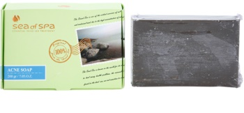 Sea of Spa Essential Dead Sea Treatment Bar Soap To Treat Acne