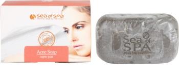 Sea of Spa Essential Dead Sea Treatment Bar Soap To Treat Acne