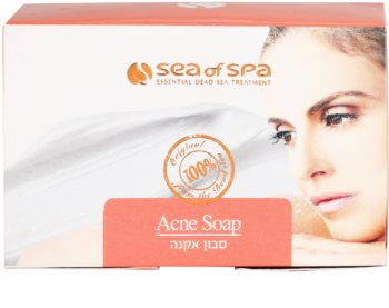 Sea of Spa Essential Dead Sea Treatment sapun protiv akni