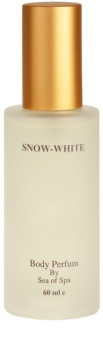 Sea of Spa Snow White perfume para mulheres 60 ml