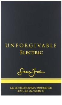 Sean John Unforgivable Electric woda toaletowa dla mężczyzn 125 ml