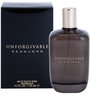 Sean John Unforgivable Men eau de toilette para homens 125 ml