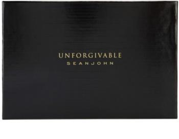 Sean John Unforgivable Men darčeková sada III.