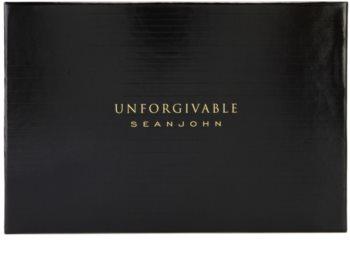 Sean John Unforgivable Men dárková sada III.