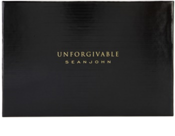 Sean John Unforgivable Men Geschenkset III.