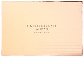 Sean John Unforgivable Woman coffret I.