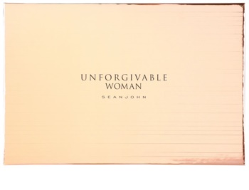 Sean John Unforgivable Woman Geschenkset I.