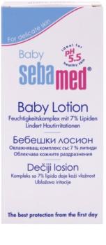 Sebamed Baby Care nawilżające mleczko do ciała