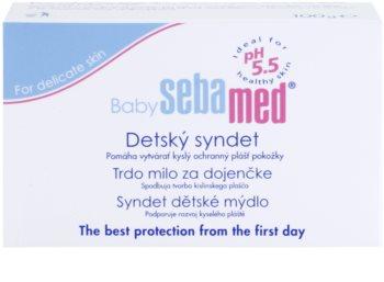Sebamed Baby Wash pain nettoyant pour bébé