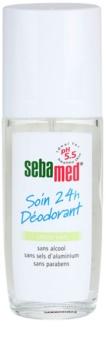 Sebamed Body Care dezodorant v spreji 24h