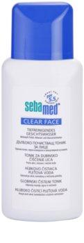 Sebamed Clear Face tónico facial de limpeza profunda