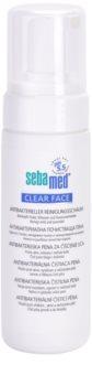 Sebamed Clear Face mousse de limpeza