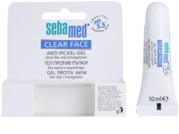 Sebamed Clear Face gel anti-acné
