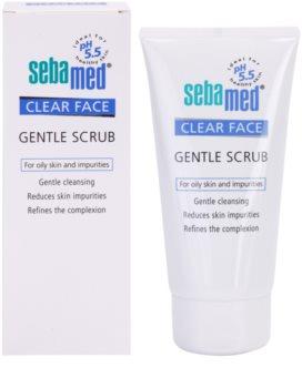 Sebamed Clear Face jemný pleťový peeling