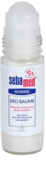 Sebamed For Men кульковий дезодорант-бальзам для чутливої шкіри