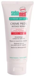 Sebamed Extreme Dry Skin creme regenerador   para pernas