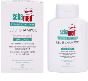 sebamed extreme dry skin beruhigendes shampoo f r sehr trockene haare. Black Bedroom Furniture Sets. Home Design Ideas