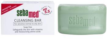 Sebamed Wash sabonete para pele sensível, normal a oleosa