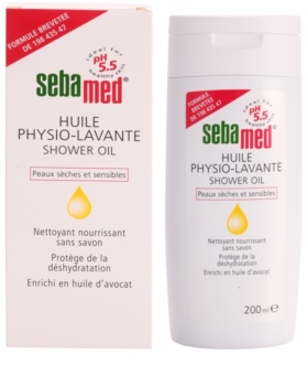 Sebamed Wash olje za prhanje za suho in občutljivo kožo