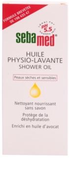 Sebamed Wash sprchový olej pre suchú a citlivú pokožku