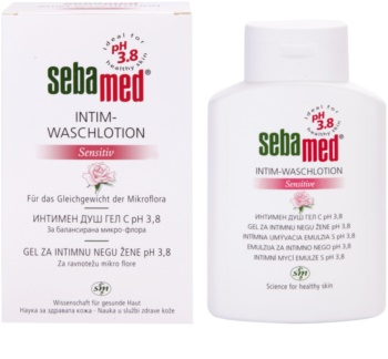 Sebamed Wash emulzija za intimno higieno pH 3,8