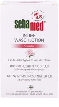 Sebamed Wash emulsja do higieny intymnej pH 3,8